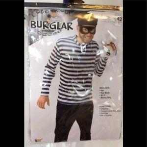 Bank Robber Costume